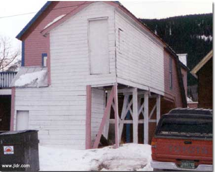 Crested Butte, Colorado 2-Story Outhouse