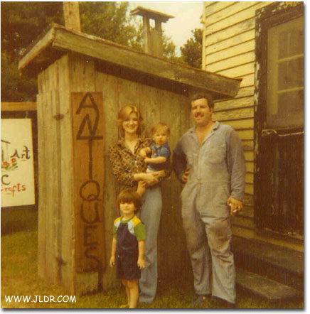 The 1st proud family by the new Outhouse