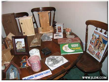 More of the Curator's Outhouse collection