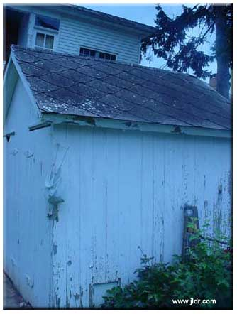 The Outhouse, right side view