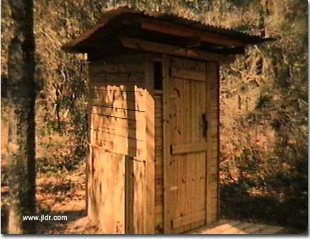 Gainesville, Florida Outhouse built by a Contractor