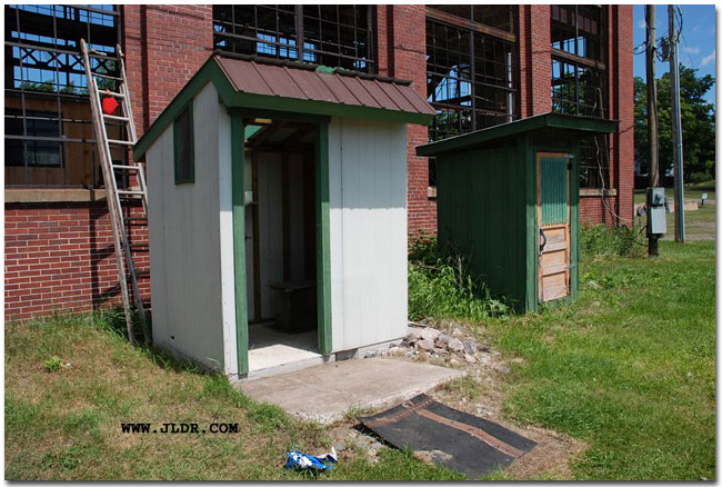 Factory Employee  Outhouse