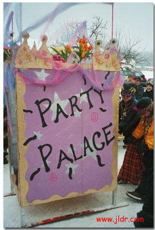 The Boyne Party Palace