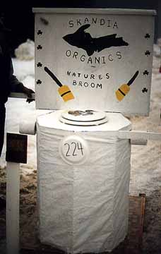 Scandia Organics Outhouse