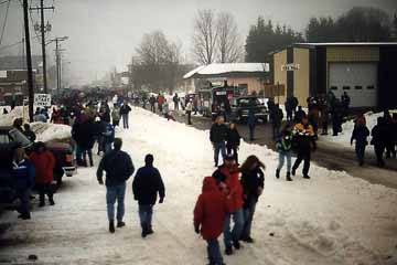 Main St. Crowd