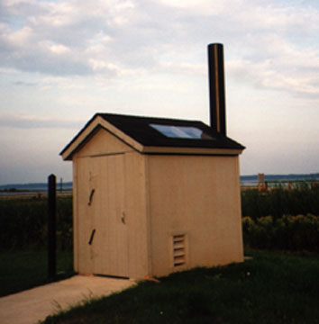 A Better View of the Modern Outhouse