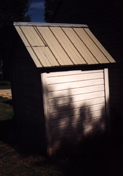 1999 Photo showing right side with Tin Roof