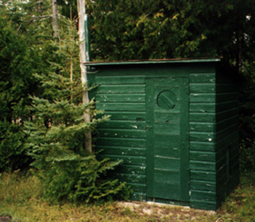 A Green Outhouse?
