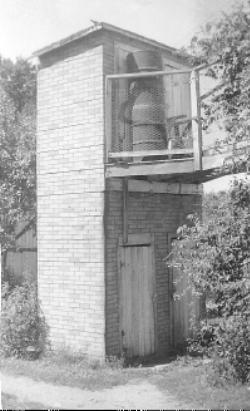 A Two-Story Outhouse