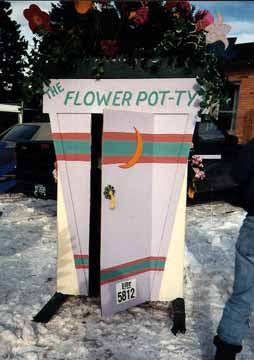 The Flower Potty