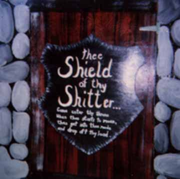 Shield of The Shitter!