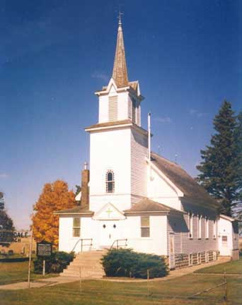 Rosendale Church in St. James, MN