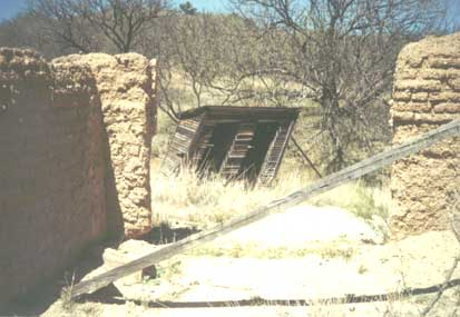 The Single-Miners' Quarters Outhouse